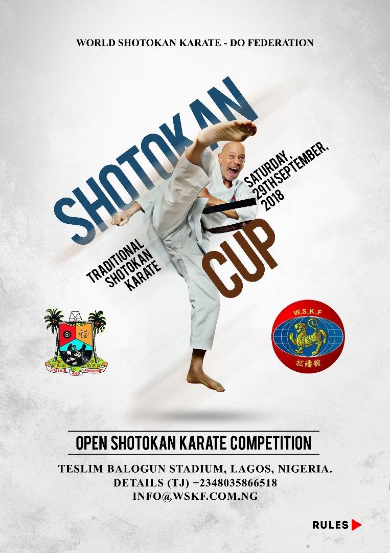 Shotokan Cup 2018